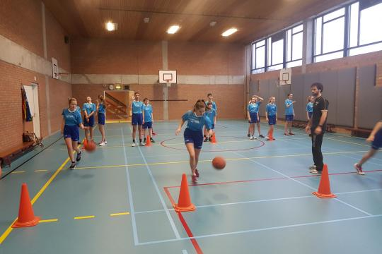 basketball clinic H1A