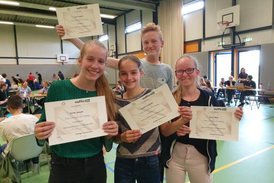 Team Mathematics Challenge Philips van Horne