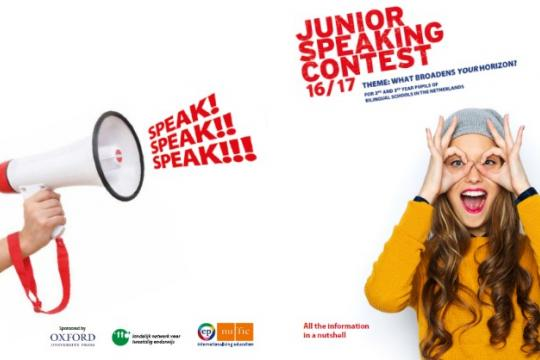 Schoolround Junior Speaking Contest