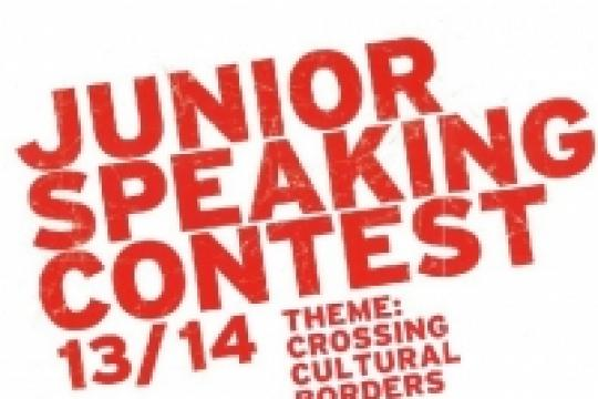 Junior Speaking Contest